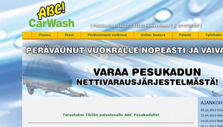 ABC Pesukatu