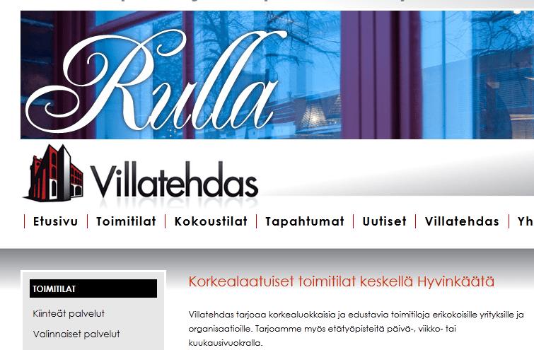 Hyvinkään Villatehdas