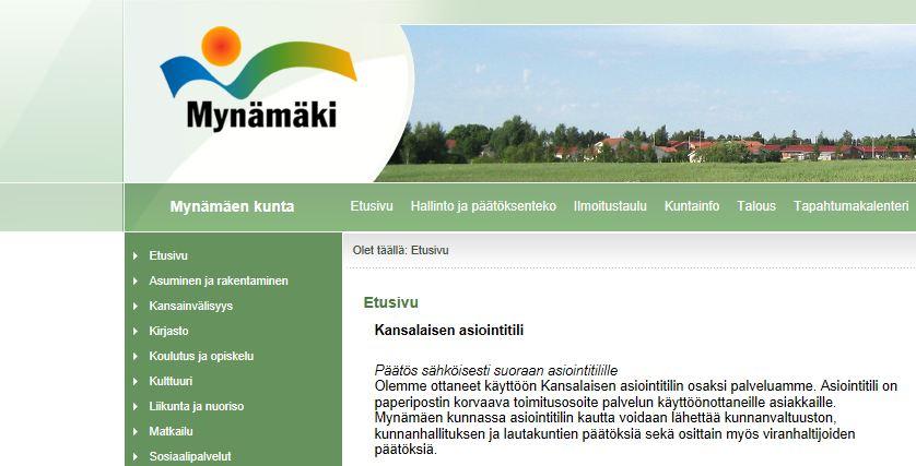 Mynämäen kunta