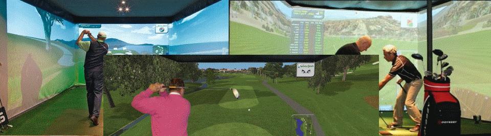 Golfsimulaattorit ja muut 24/7 tilat